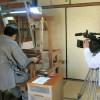 MBC南日本放送「ふるさとかごしま」に奄美裂き織りが登場
